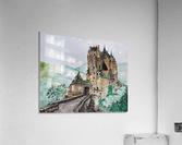 Landscape_DKS_1  Impression acrylique