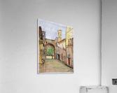 City Gate _DKS  Impression acrylique