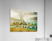 Village_DKS  Acrylic Print