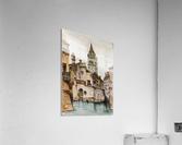 Castle_DKS  Impression acrylique