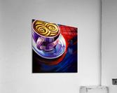 Coffee  Impression acrylique