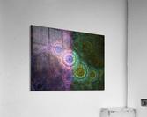 Path of Harmony  Acrylic Print