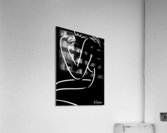 Nude 17  Acrylic Print
