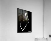 Nude 25  Acrylic Print