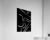 Nude 23  Acrylic Print
