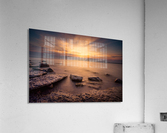 Point Petre Sunset  Acrylic Print