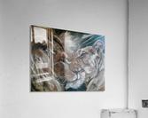 Leos. Tenderness.  Acrylic Print