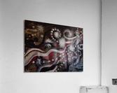 Shungite.Epiphany3.   Acrylic Print