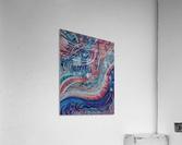 Breath  Acrylic Print