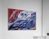 Kiss   Acrylic Print