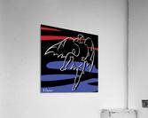 Abduction of Ganymede  Acrylic Print