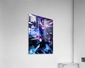 Gundam  Acrylic Print