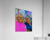 Hangout v2  Acrylic Print