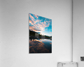 Sunset Reflection  Acrylic Print