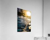 Glistening Waters  Acrylic Print