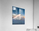 Starry Peak  Acrylic Print