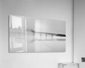 Seal Island Bridge in fog  Acrylic Print