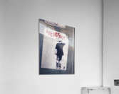 Urban English  Acrylic Print