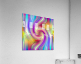 A.P.Polo - Sinusoid 3a  Acrylic Print