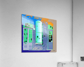 STORE FRONT by dePace  Acrylic Print