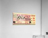 1954_College_Football_Texas vs. SMU_Texas Memorial Stadium_Austin_Row One Brand  Acrylic Print