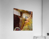 End of the arabesque by Degas  Acrylic Print