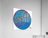 geometrical  Acrylic Print