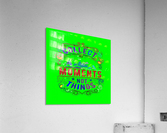 Collect moments not things  Acrylic Print