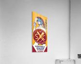 1955 USC Trojans Alumni Season Ticket  Acrylic Print