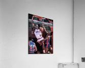 1985 Rising Star Michael Jordan Print   Acrylic Print