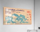 1931 Cornell vs. Columbia  Acrylic Print