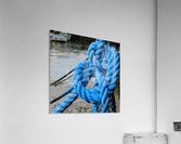 Tye the Knot  Acrylic Print
