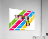 Classic Handgun  Acrylic Print