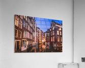 Amsterdam Lights  Acrylic Print