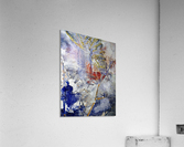 Abstract Single  Acrylic Print