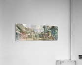 Cerneti  Acrylic Print
