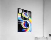 Lens ball  Acrylic Print