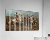 Arabische Reiter  Acrylic Print