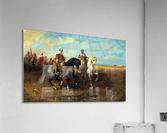 Arab Horsemen  Acrylic Print