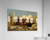 The Oasis  Acrylic Print
