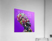 ColorThroughCulture VI  Acrylic Print