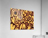 background pattern  Acrylic Print