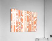 tribal pattern  Acrylic Print