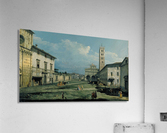 The Piazza San Martino and the Cathedral  Acrylic Print