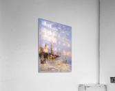 Entering Venice  Acrylic Print