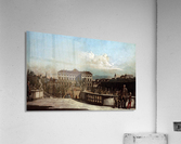 Liechtenstein Garden Palace in Vienna  Acrylic Print