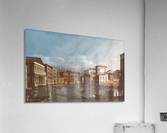 Arno in Florence  Acrylic Print