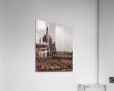 Der Neumarkt in Dresden  Acrylic Print