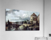 View from Pirna  Acrylic Print