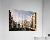 Rio dei Mendicanti with the Scuola di San Marco  Acrylic Print